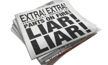 The Age of False and Fake News is a Worry