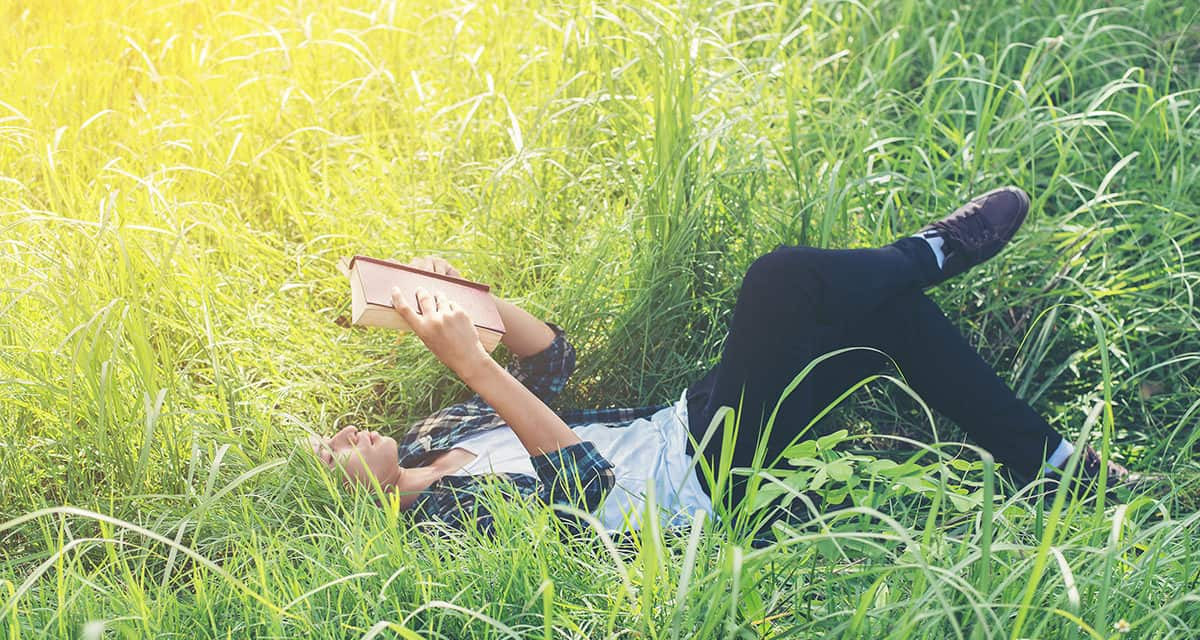 The benefits of reading widely