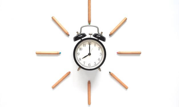 How to Make Time for Your Creative Writing