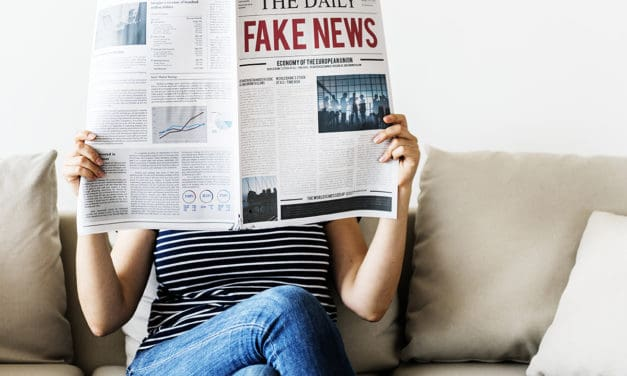 How to spot FAKE NEWS | Brian Morris