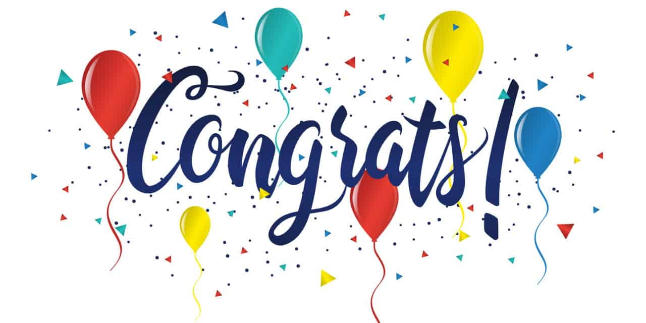Congratulations JESSEY & LAUREN!!