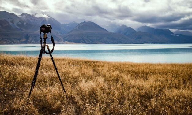 Capturing a Landscape's Light