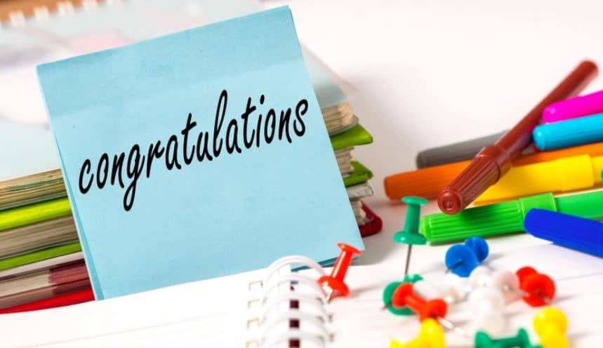 Celebrating Our Graduates!