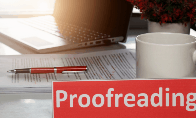 Top Attributes For Proofreaders